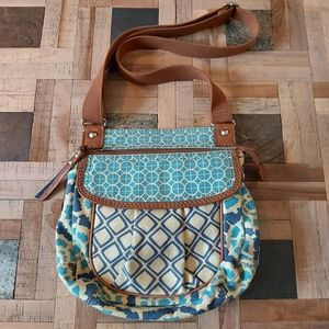 Fossil Canvas Bags